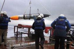 подводный глайдер для океанографических исследований