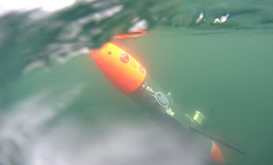 Подводный глайдер Океанос