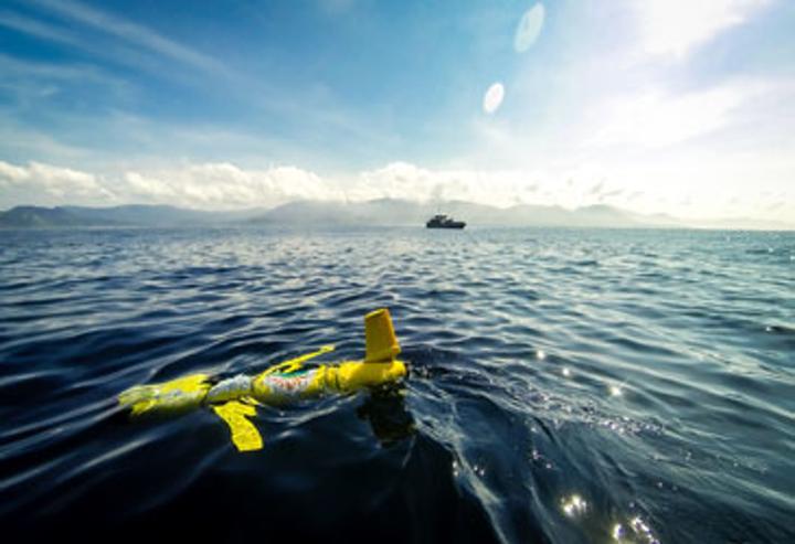 Подводный глайдер Slocum G2