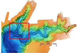Реализация метода SLAM, включающим одновременную локализацию и картографирование