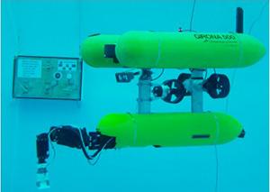 Автономный подводный необитаемый аппарат Girona 500