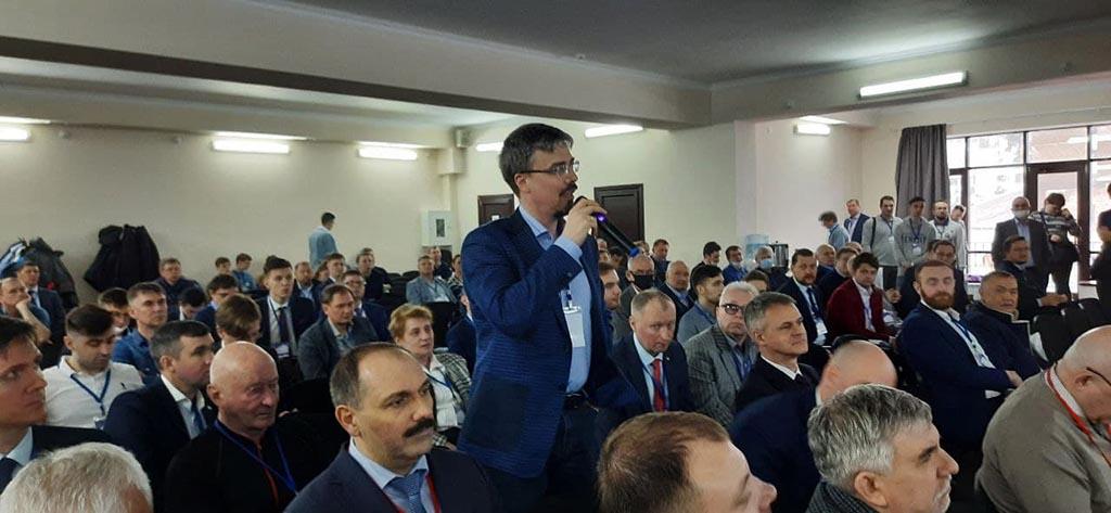 Океанос участвовал в домбайской конференции ЮФУ Перспективные системы и задачи управления 2021