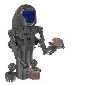 Концепт антропоморфной морской роботизированной системы АО «НПО «Андроидная техника»