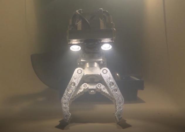 Подводный электрический манипулятор Океанос