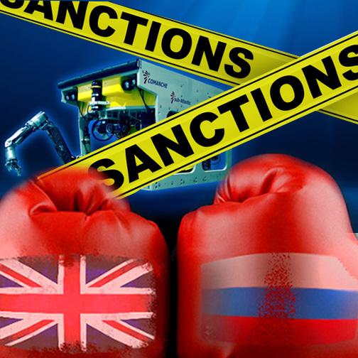 Великобритания запретит экспорт подводных аппаратов в Россию